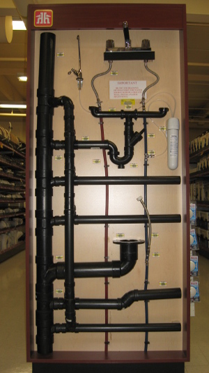 Display Boards Solutions Training Plumbing And